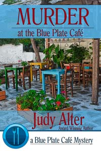 Murder at the Blue Plate Café