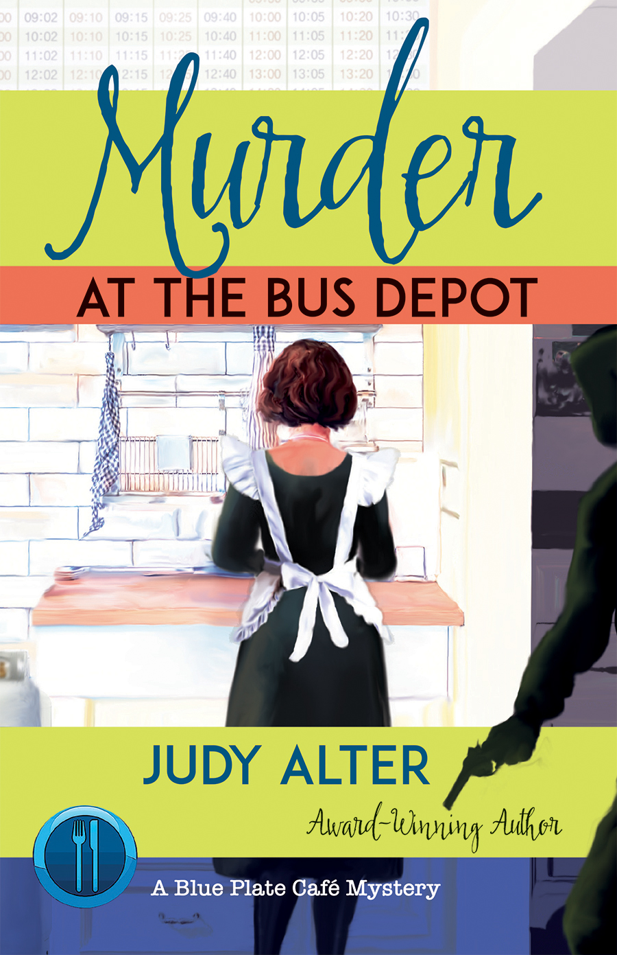 Murder at the Bus Depot